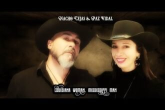 By Conway Twitty & Loretta Lynn´s Cover. I don´t own the rights. Nacho Cejas & Paz Vidal - Louisiana Woman , Mississippi Man