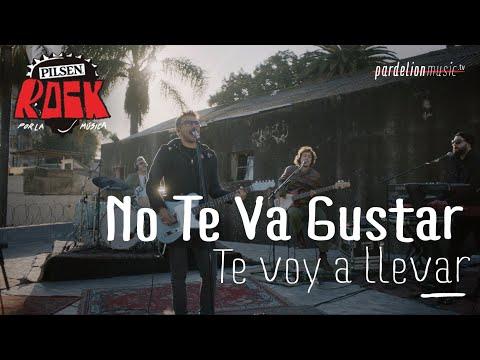 No Te Va Gustar en Pilsen Rock 2020 por la música 18 de julio del 2020, Uruguay.