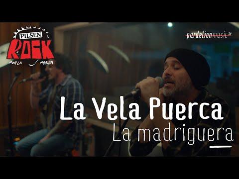 La Vela Puerca en Pilsen Rock 2020 por la música 18 de julio del 2020, Uruguay.
