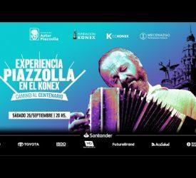 Experiencia Piazzolla en el Konex- Camino al centenario