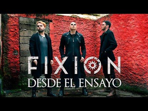 """Selección de canciones grabadas en vivo en el ensayo de FIXION, desde el álbum """"Encrucijada"""""""