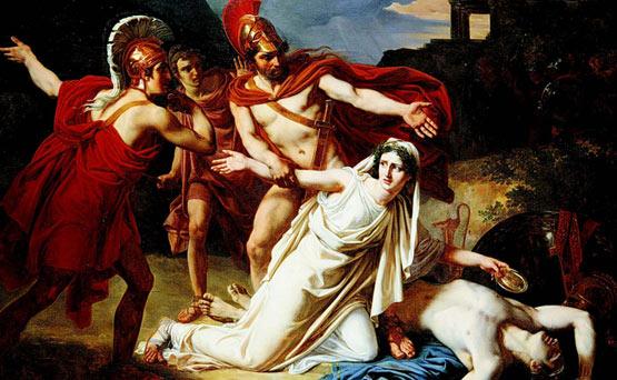 Antígona - Tragedia Griega Sófocles