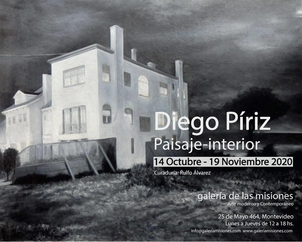 Diego Píriz - Paisaje Interior