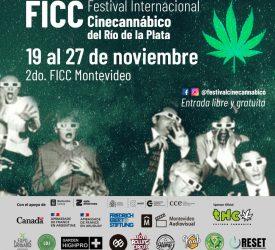 2° Festival de Cine Cannabico del Río de La Plata -19 al 27 de noviembre - Entrada libre y gratuita