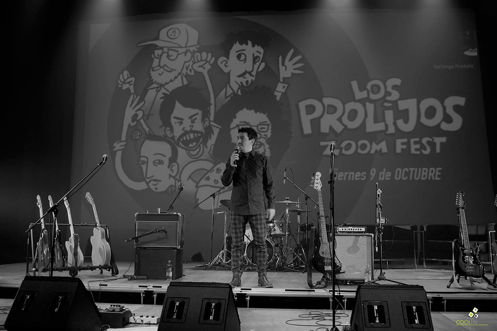 Los Prolijos zoom Fest - 09-10-2020 - Fotos Claudia Rivero www.cooltivarte.com