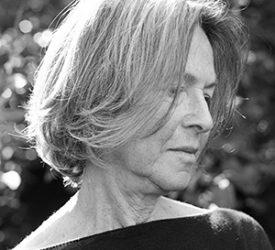 La poeta Louise Glück