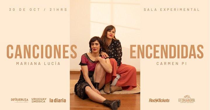 Mariana Lucía & Carmen Pi - Canciones encendidas