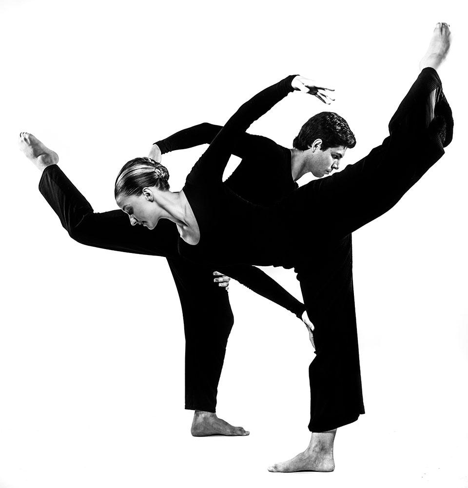 El Ballet Contemporáneo presenta un trabajo basado en un dúo de la coreógrafa francesa Sophie Laplane que se exhibirá en la web del CTBA.
