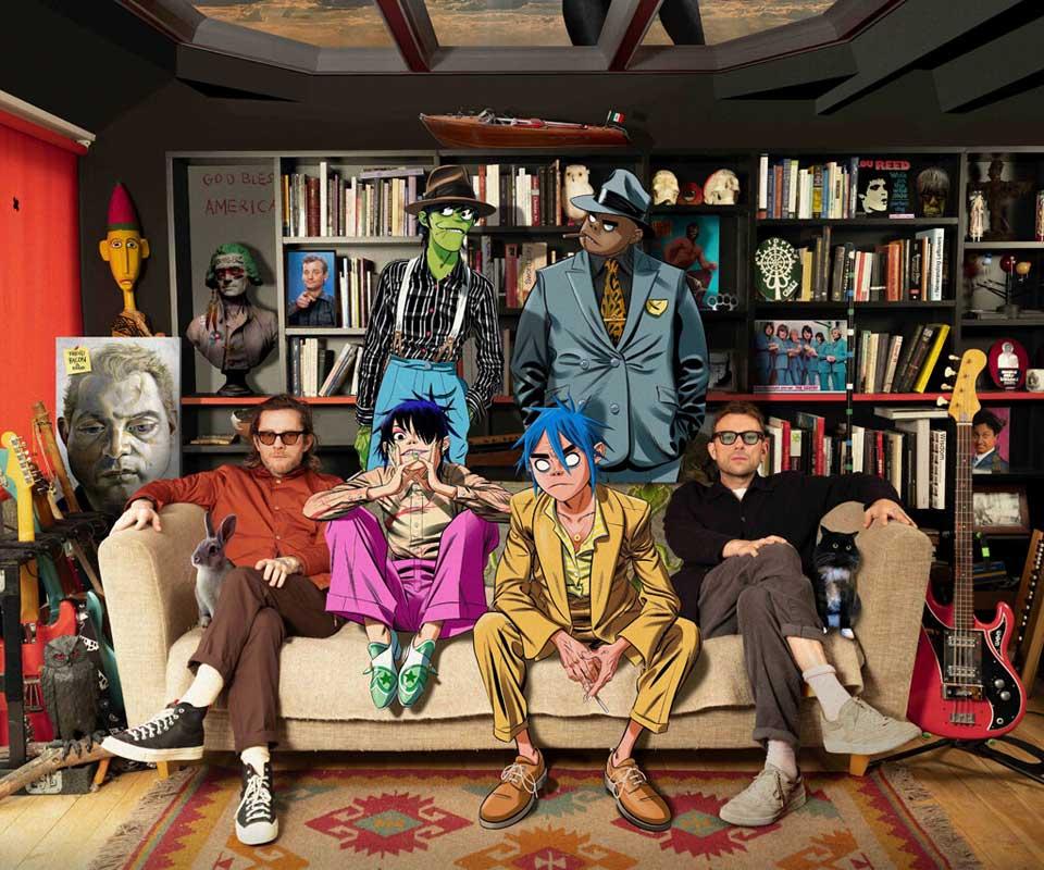 Song Machine: Season 1 - Strange Timez, el ansiado álbum de Gorillaz llegó finalmente
