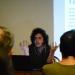 Talgia , una charla abierta con Francisco Tomsich - 23 de mayo 2017 - Galería SOA - Foto © Federico Meneses www.cooltivarte.com