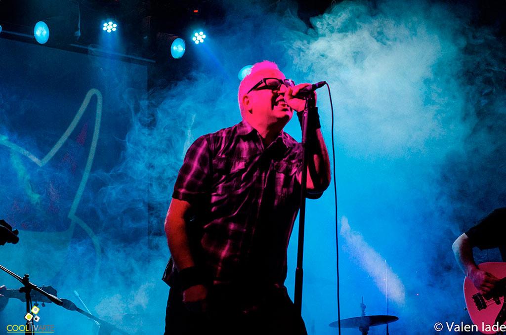 Trotsky en Blast - octubre 2020 Foto © Valentina Iade www.cooltivarte.com