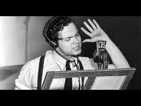"""Retransmisión radiofónica de """"La guerra de los mundos"""" 1938 Orson Welles Subtitulada"""