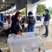lugar de votacion estadio nacional de santiago - Chile - autor Carolina Moya
