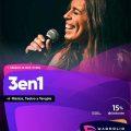 3en1 Música, Teatro y Terapia en Magnolio Sala