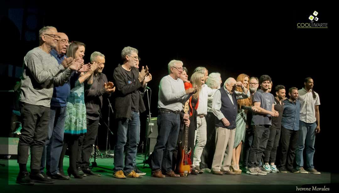 70 años de Hot Club de Montevideo. 9/11/2020. Teatro Solís - Foto © Ivonne Morales www.cooltivarte.com