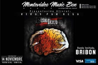 Estadoculto en Montevideo Music Box