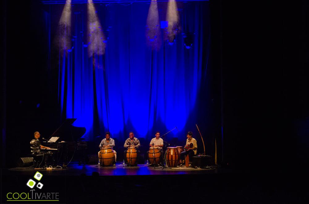 Quinteto Barrio Sur en el Aniversario de la Sala Zitarrosa Noviembre 2020 - Foto © Valentina Iade www.cooltivarte.com