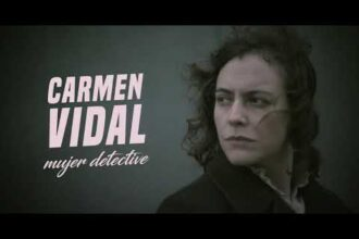 CARMEN VIDAL FEMALE DETECTIVE Written, directed by and starring Eva Dans.