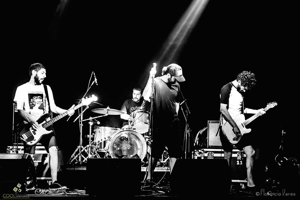 Festival Fuzzlocal el 28 de noviembre del 2020. Bandas: Contramarea Luis Angelero Las Cobras Fotografía: Florencia Veres www.cooltivarte.com