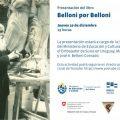 libro Belloni por Belloni