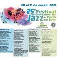 25° Festival Internacional de Jazz de Punta del Este 2021