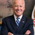 Imagen portada: Cropped official portrait of Vice President Joe Biden in his West Wing Office at the White House, Jan. 10, 2013. (Official White House Photo by David Lienemann)  wikipedia.org