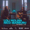 LOLI MOLINA Y NICO IBARBURU
