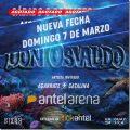Don Osvaldo en Antel Arena