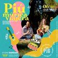 PIÚ, MÚSICA VIAJERA se presenta el sábado 6 de marzo en PYG Sala