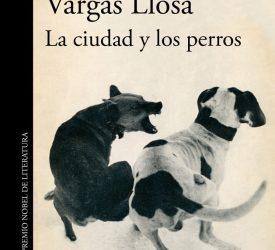 Mario Vargas Llosa en la ciudad de los perros