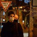 personas con tapaboca 10 de setiembre 2020 montevideo uruguay foto federico meneses