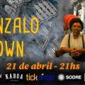 Gonzalo Brown presenta su nuevo trabajo ¨Especial dedicación¨ en Sala Hugo Balzo