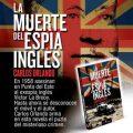 La muerte del espía inglés Novela de Carlos Orlando