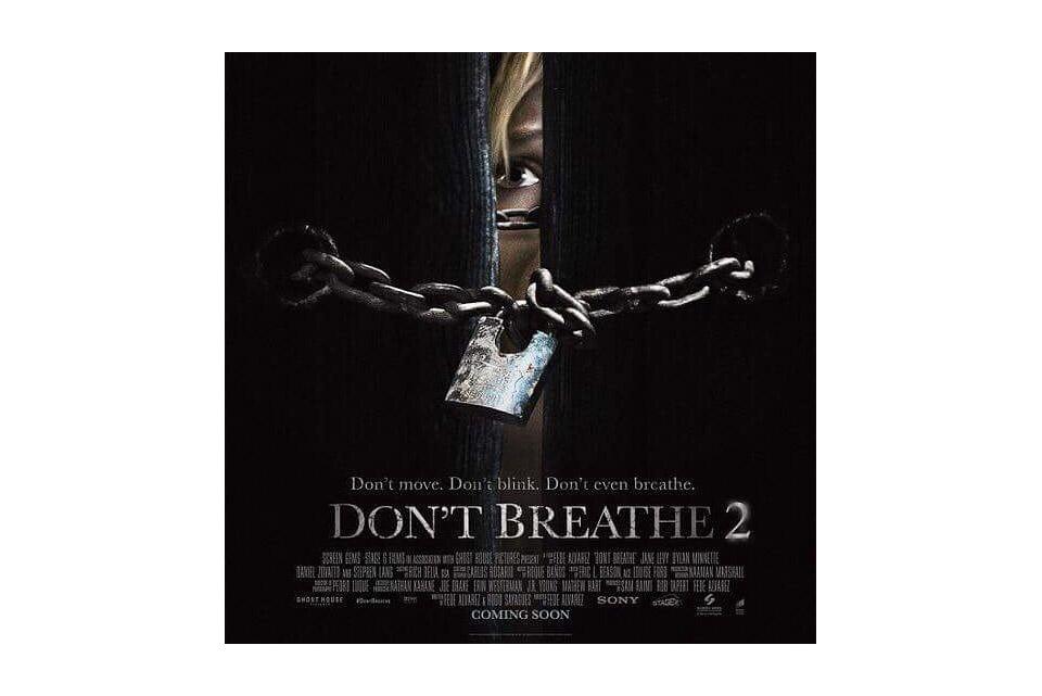 Don't Breathe 2 - Entrevista a Christian Zagia