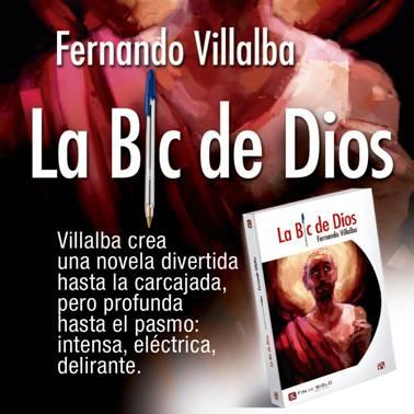Impactante nueva novela de Fernando Villalba