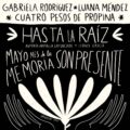 Marcha virtual por los desaparecidos / Cuatro pesos de Propina