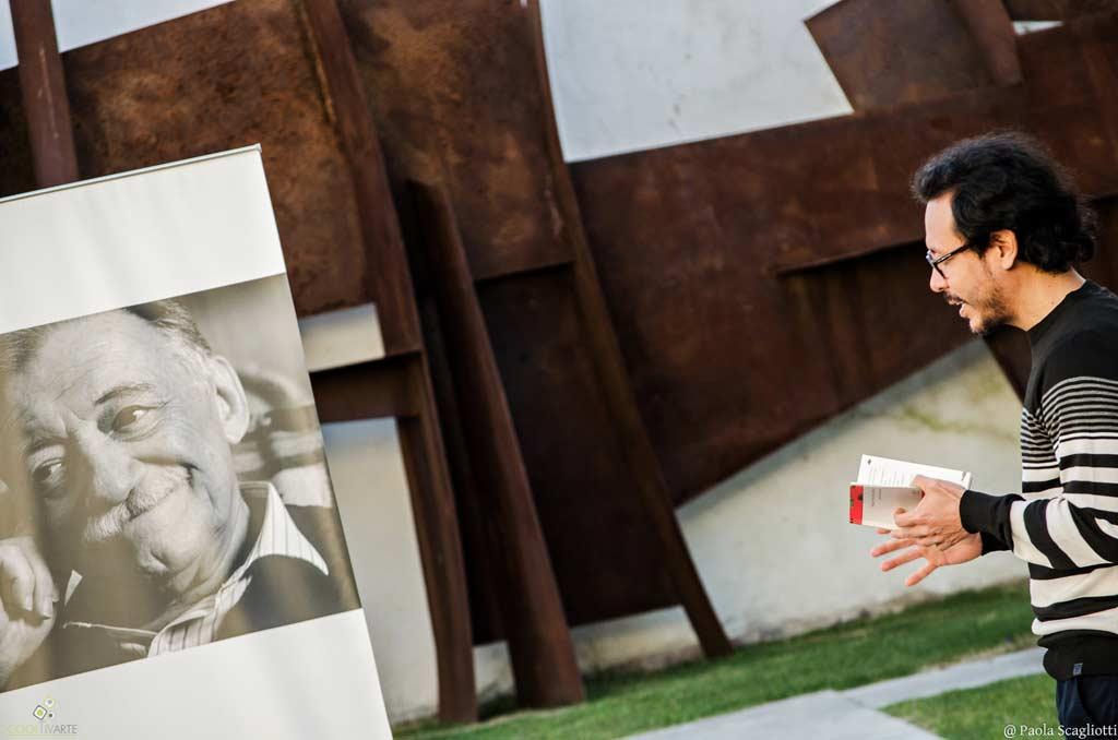 Mundial poético de Montevideo 2021 jornada en homenaje a Mario Benedetti -Fotografías Paola Scagliotti