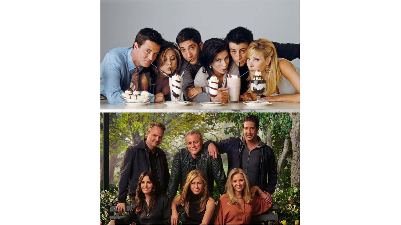 "Friends ""The Reunion"""