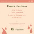 Este jueves 24 de junio a las 20h: fogata y lecturas por el centenario del nacimiento de Amanda Berenguer. Leen: Ana Strauss, Lucía Delbene, Roberto Echavarren y Luis Bravo.