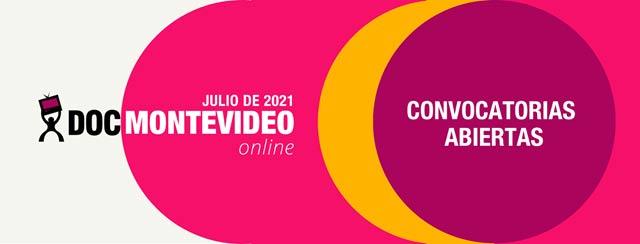 DocMontevideo tendrá su 13va edición en formato online del 19 al 30 de Julio