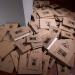 El Pozo libro de JUAN CARLOS ONETTI - Obra Aquí soñó Blanes Viale de Pablo Uribe - Noviembre 2018 - MNAV - Foto Federico Meneses