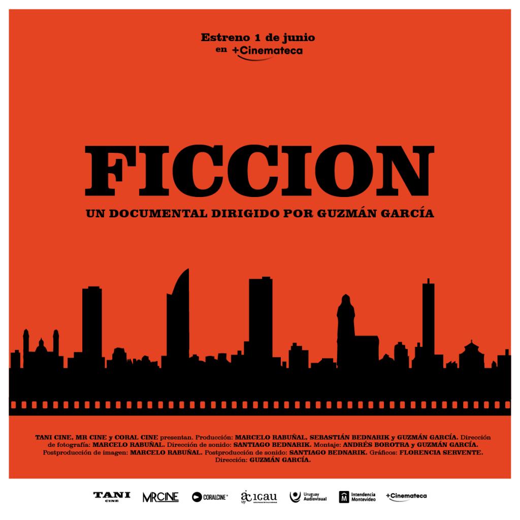 Afiche de la película Ficción