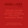 VIII Edición Poesía en tu Sofá