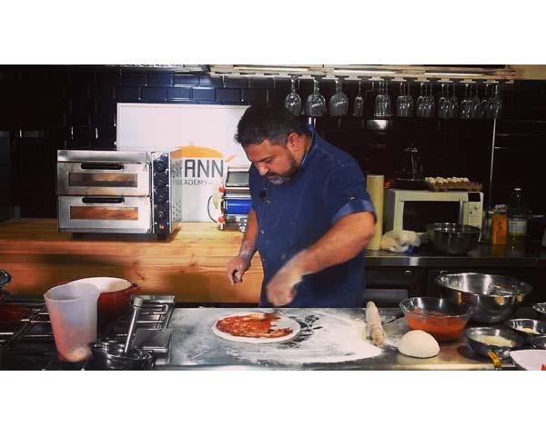como hacer pizzeta Brann Academy