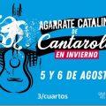 AGARRATE CATALINA DE CANTAROLAS