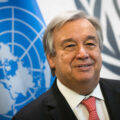 António Guterres - secretario general de las Naciones Unidas
