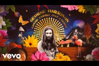 """Lyric Video for George Harrison """"Cosmic Empire (Day 2 Demo) {Previously Unreleased}"""""""