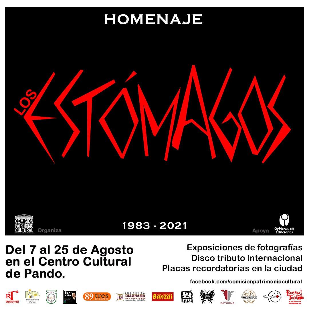 Homenaje Nacional a LOS ESTOMAGOS en Pando