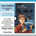 Los Mellis protagonizan esta apasionante novela de aventuras junto a Diego Godín, capitán de la selección uruguaya de fútbol. Una nueva historia de Daniel Baldi recomendada para lectores a partir de 12 años de edad.