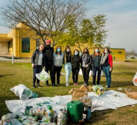 CASOS POSITIVOS: Rosario Recicla y Nueva Helvecia Recicla
